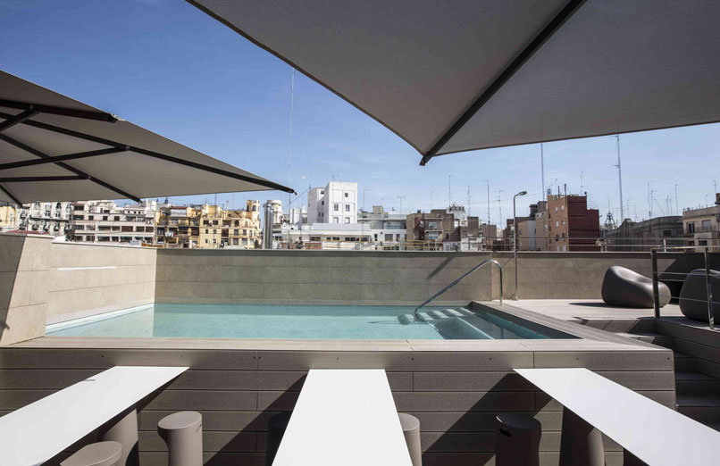 experiences-valencia-accommodation-Hotel-Vincci-Mercat-2