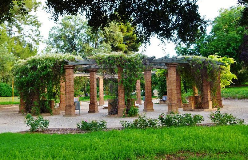Parque de Benicalap Valencia