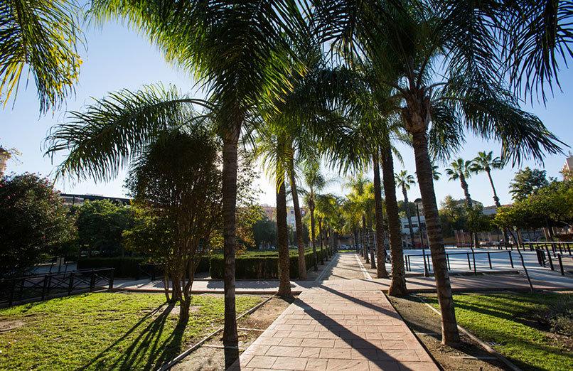 Parque del oeste Valencia