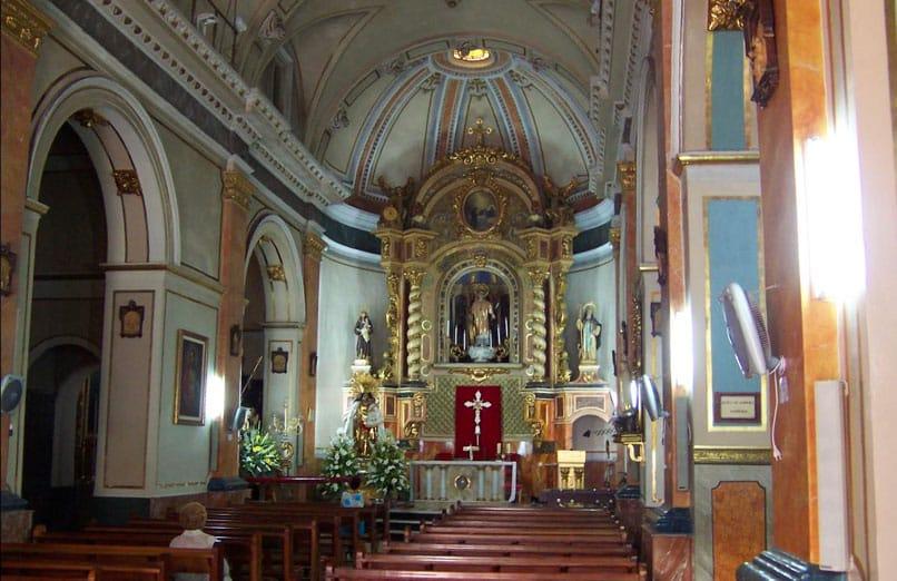 Iglesia San Vicente Ferrer | Experiences valencia