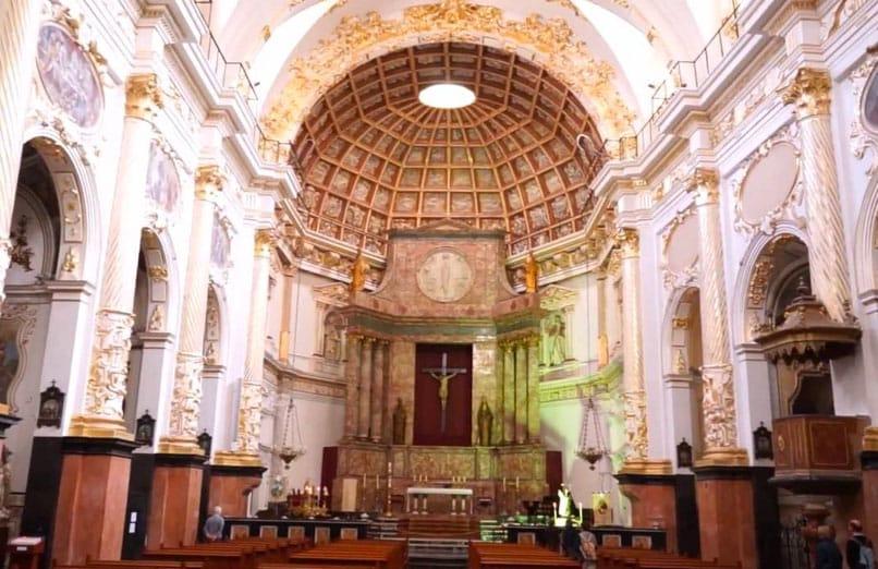 Iglesia de San martín Valencia | Experiences valencia