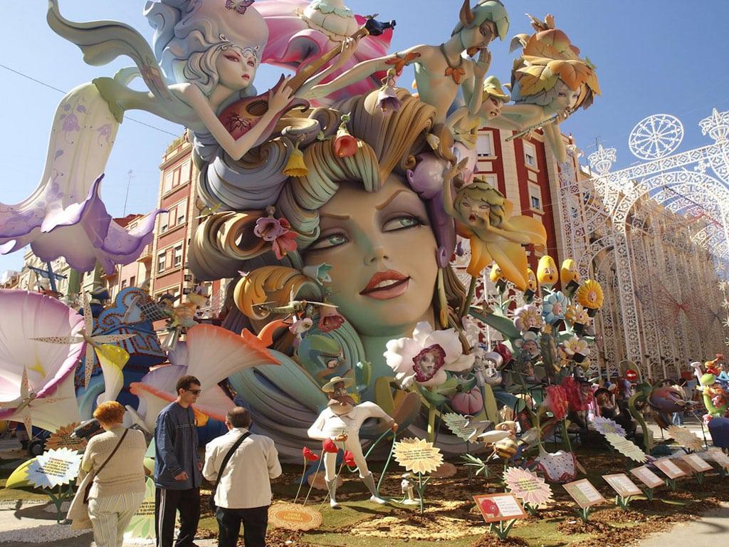 Las Fallas de Valencia | Experiences Valencia