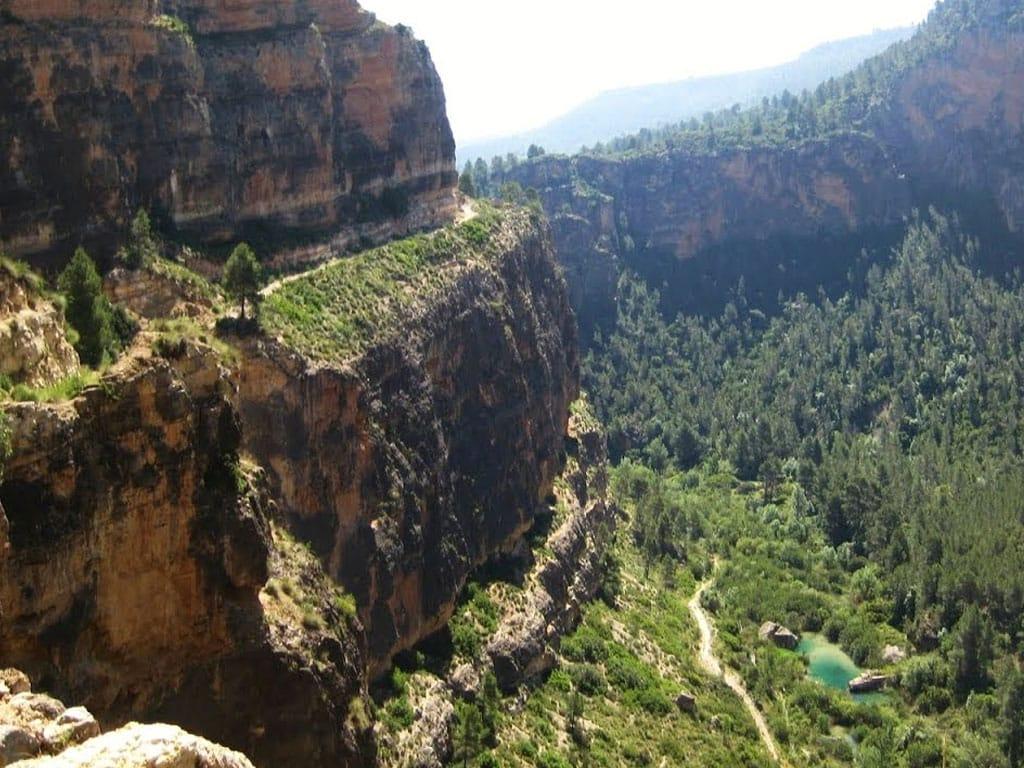 Ruta de los cañones del Jucar | Experiences Valencia