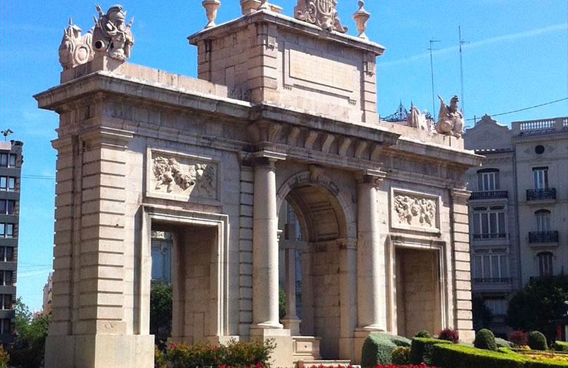 Puerta de la Mar | Valencia