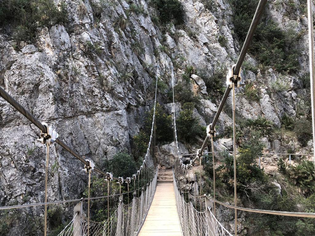 Puentes colgantes de Chulilla | Experiences Valencia
